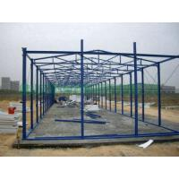 China light steel structure house wholesale