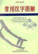 China The Composition of Common Chinese Characters - An Illustrated Account wholesale