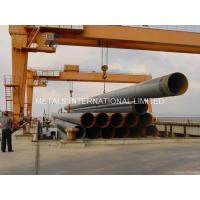 China Stainless Pipe Spiral Welded Steel Pipe API 5L X42 X46 X52 X56 X60 X65 X70 X80 X100 wholesale