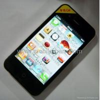 """China 8GB iphone 4G copy Q4 Windows mobile 6.5 Multi-touch 3.5"""" screen GPS WiFi MB-Q4 wholesale"""