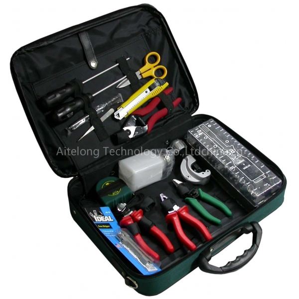 fiber cleaning tools kit
