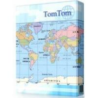 China TomTom map of Western & Central Europe 2GB 8.55.2884 wholesale