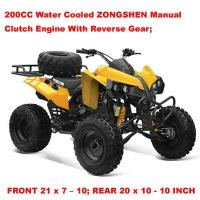 China 125-250CC ATV(CE&EEC) New Design 200CC Water Cooled ATV wholesale