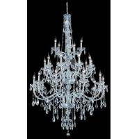 China 25 Light Crystal chandelier wholesale