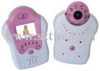 China Wireless Camera 2.4G Voice Control Baby Monitor TH-611M wholesale