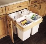 China Multi-Storage Solution Base wastebasket(four) wholesale