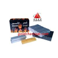 China sliver shisha charcoal wholesale