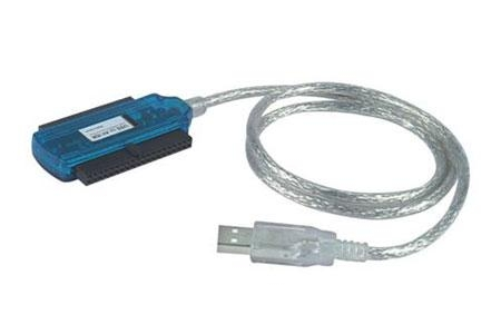 how to make ide to usb cable