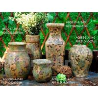 China You are here: Home page > Products > Indoor> Terracotta Series(HT) > Circinal Flowerpot> Flowerpot wholesale