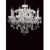 China CHANDELIER LAMP Name0524-white 570XH450 L8 wholesale