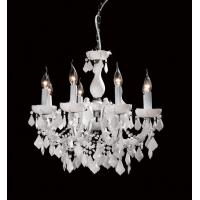 China CHANDELIER LAMP Name21006-white  580X560 L8 wholesale