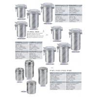 China Auto Mug Series Stainless Steel Canister wholesale