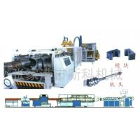 China SB double walls corrugated pipes production line wholesale