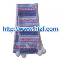 China KNITTED SCARVES Knittedscarf wholesale
