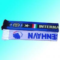 China KNITTED SCARVES footballscarf wholesale