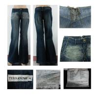 China Jeans stock  P01I001 wholesale