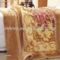 China blankets Raschel blanket wholesale