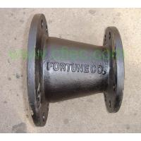 China Ductile iron pipes and fittings  Taper, DN80~2000mm wholesale