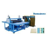 China Foaming Machinery XPS Foamed Board surface notch machine on sale