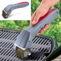 China CLEANING BBQ GRILL BRUSH wholesale