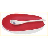 China Silicone item Silicone spoon mat silicone spoon mat wholesale