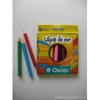 China colour pencil LD5007 wholesale