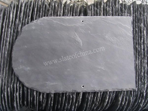 Round Slate Roofing Images