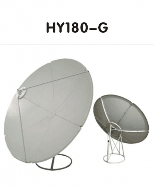 how to make a satellite dish receiver