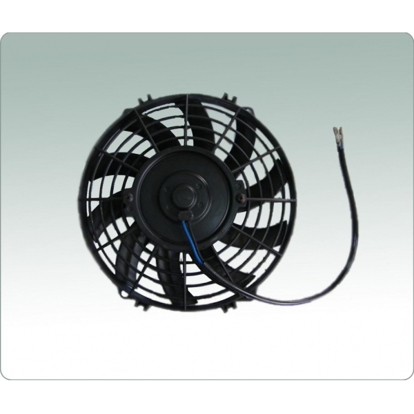 Dc Brushless Fan Replacement : Brushless motor fan replace spal evaporator blower v dc