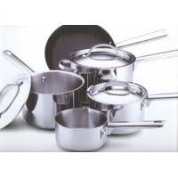 China Prestige Insignia Stainless Steel 8 Piece Set wholesale