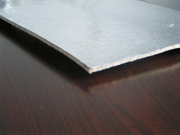 Laminate flooring laminate flooring cork underlay for Laminate flooring underlay