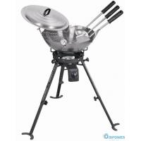 China Gas Burnes with Woks & Accessories wholesale