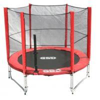 China 6FT Trampoline with outside Net&Long Pole wholesale