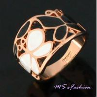 China R459HB Enamel Butterfly Ring wholesale