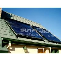 China Vacuum tube Heat pipe solar collector wholesale