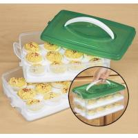 China WNF Item#5020 Stack-N-Snap Egg Container wholesale