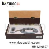 China wooden gift box HM-M40597 wholesale