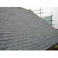 China rectangle black chinese roofing slate wholesale