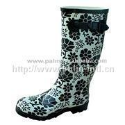 China Adult Rubber Boots WB10-RB104,women