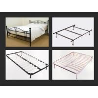 China Metal bed frames, iron bed frames made in China - YF301 wholesale