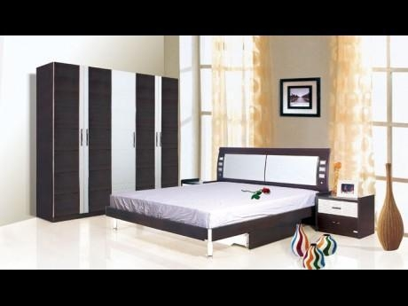 Modern Wood Bedroom Sets