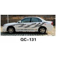 Buy cheap Car Body Sticker QC-131G PVC Water Proof Car Decoration from wholesalers