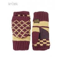 Buy cheap Jacquard knitted gloves from wholesalers