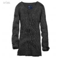 China Cable knit long sleeve women cardigan sweater wholesale