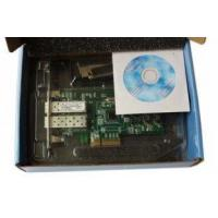 China Gigabit Ethernet Dual-port Server Adapter Card 10002PF-SM-20KM wholesale