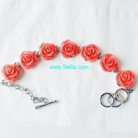 Buy cheap Flower Bracelet from wholesalers