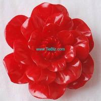Buy cheap JewelryCoralFlower from wholesalers
