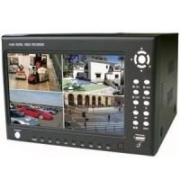 China 4CH H.264 DVR With Monitor wholesale