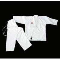 China Heavy Weight Brushed Karate Gis on sale