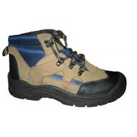 China Foot Protection ABP1-1013 - Suede leather safety shoes wholesale